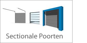sectionale poorten